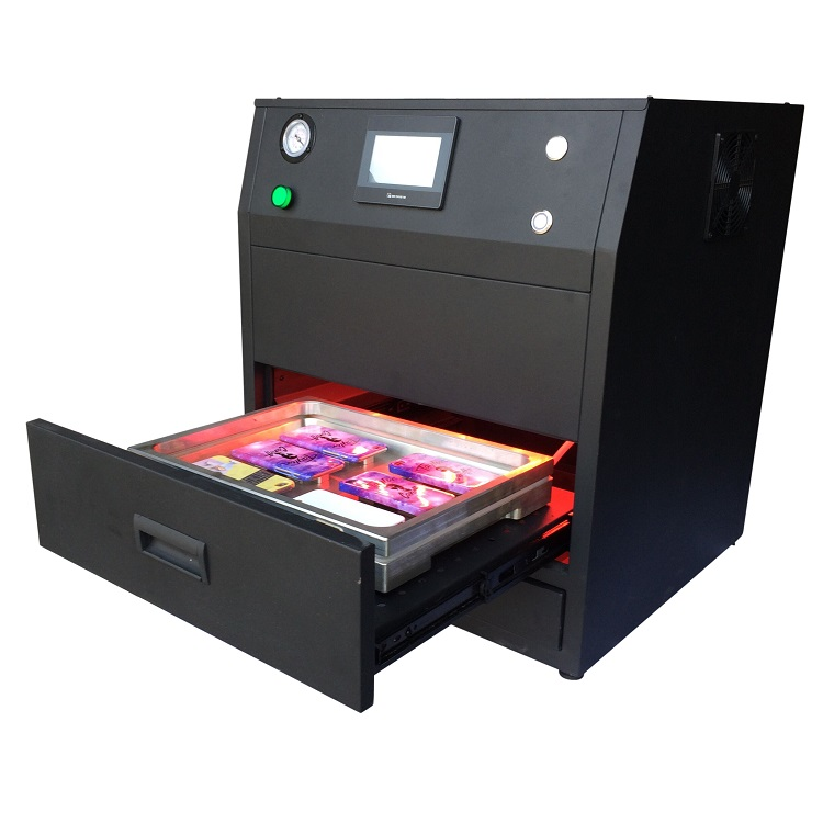100% refund 3d sublimation vacuum heat press machine/dye sublimation machine