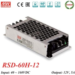 Meanwell RSD-60H-12 dc 110v to 12v voltage converter