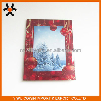 Low Price Glass Photo Frame/beautiful Gift Curved Glass Photo Frame ...
