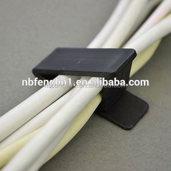 Boomray 2016 new gaget computer accessories supplier in malaysia self adhesive cable management system