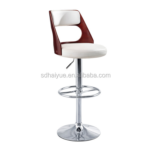 New PU leather with thick cushion swivel pub stool kitchen stool barstool