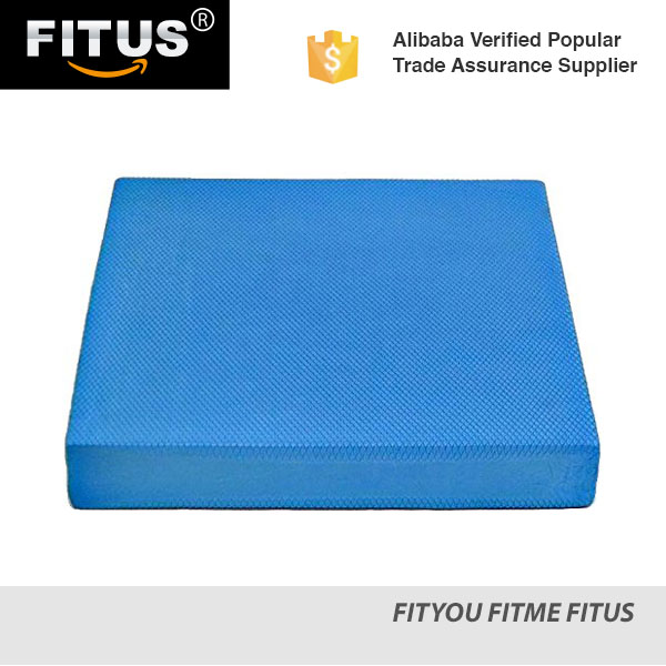 FITUS New Product Yoga Knee Pad Best Knee Pad for training TPE balance pad cushion