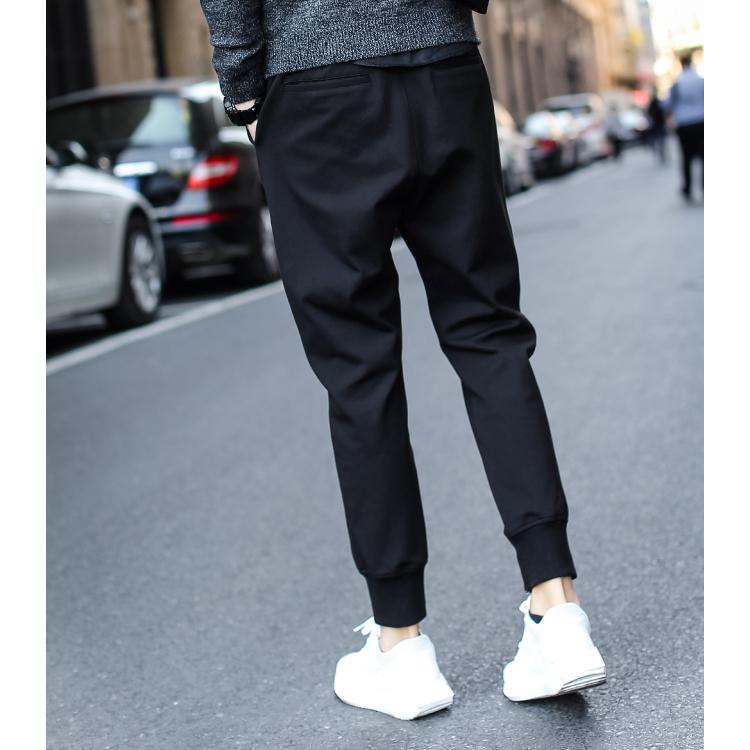 black sweatpants outfit men - photo #15