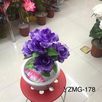 Velvet rose simulation flower decoration shooting props high-grade marriage Artificial Flower
