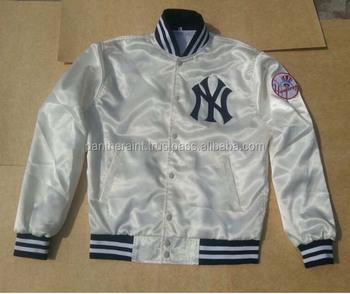Américain Polyester De Ny 100 Vestes Baseball Tache Buy Veste r4rdwfYx