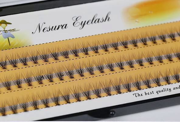 2014 new korea fiber Y lashes W lashes,colorful individual lashes