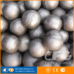 30mm 60mm 80mm Forged Steel Balls for Ball Mill in Zimbabwe