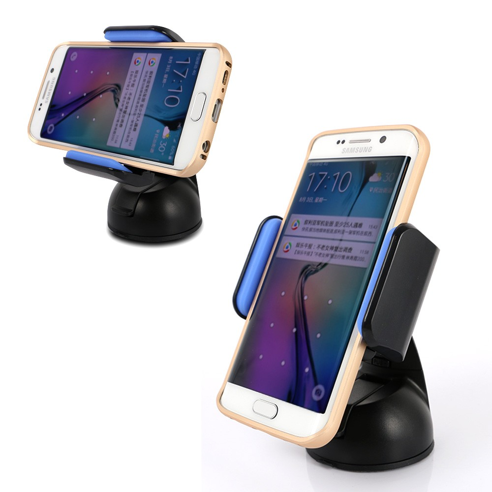 10pcs adjustable qi wireless car charger holder pad transmitter with car mount cell phone stand holder