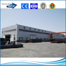 prefab light steel structure high bay light for workshop