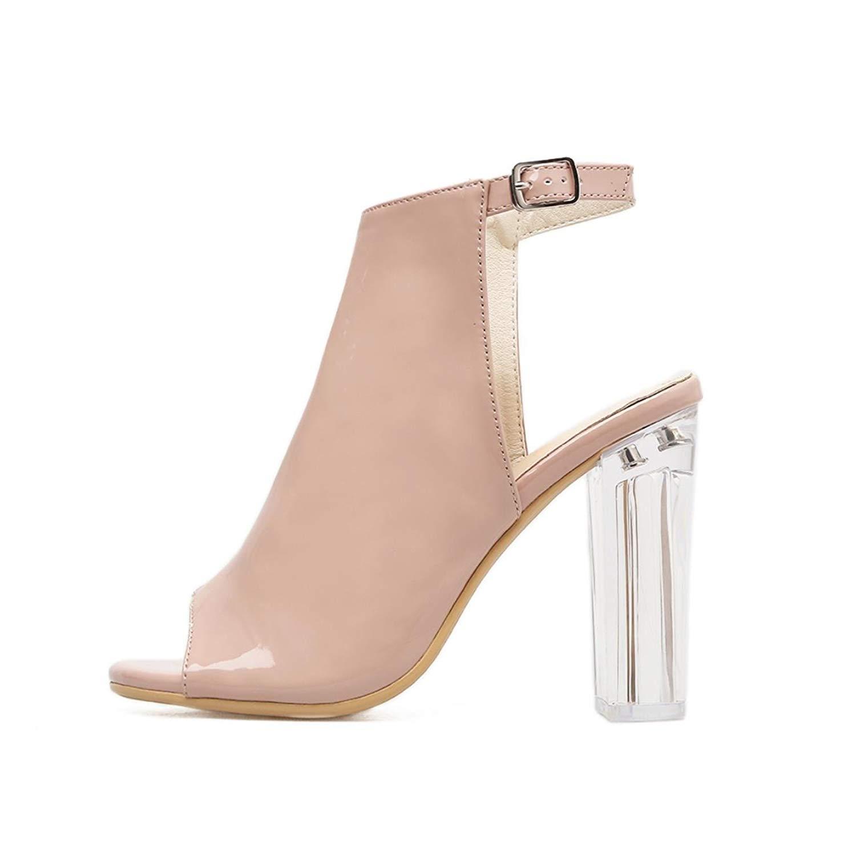 ed8b3024ed Get Quotations · Women Sandals Boots Summer Black High Heels Sandals Shoes  Woman Shoes