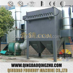 High Quality Baghouse Pulse Jet Dust Collector / Industrial Vacuum Cleaner(CE)