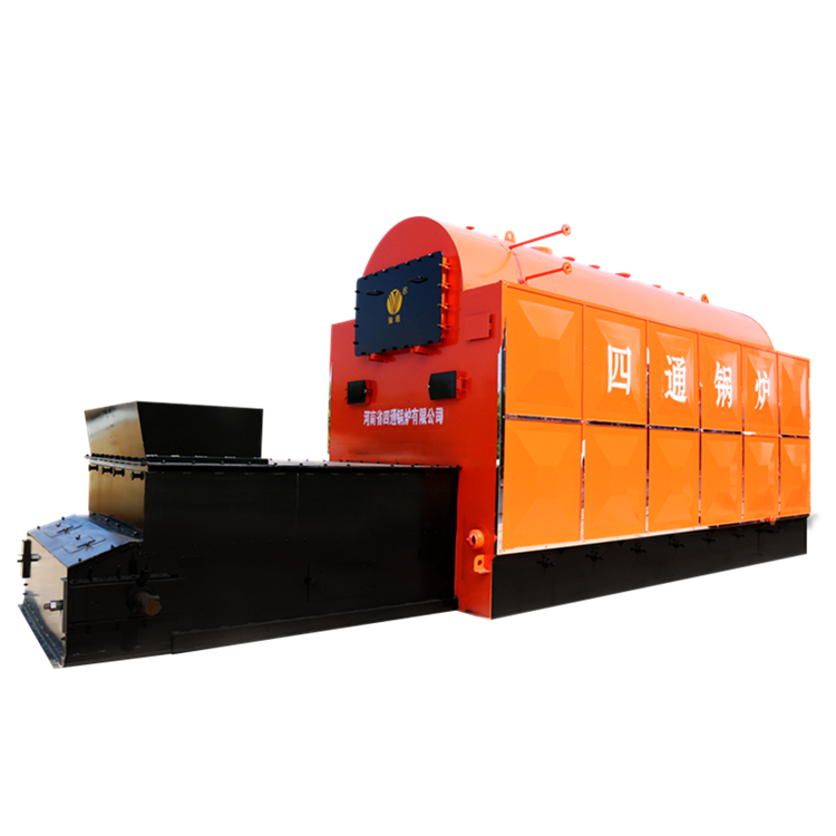 Complete in Specifications chain grate seperated assembled 25 ton coal fired boiler