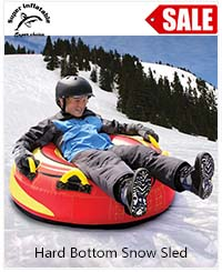 Commercial Heavy Duty(heavy-duty) PVC Winter Inflatable Towable Snow Tube Sled