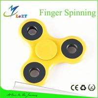 high speed long spin hybrid ceramic hand fidget spinner finger spinning toys for relieve stress anxiety