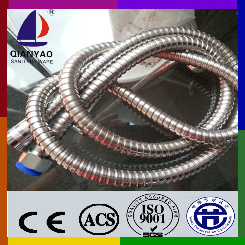 H-03 extra long shower head hose flexible copper metal hose