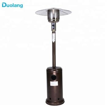 Outdoor Gas Flame Heater Gl Garden Portable