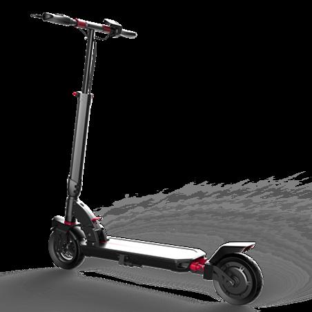 CE Al alloy electronic 500W motor 36V 48V 2 wheel e scooter smart kicker adult standing electric kick scooter T9