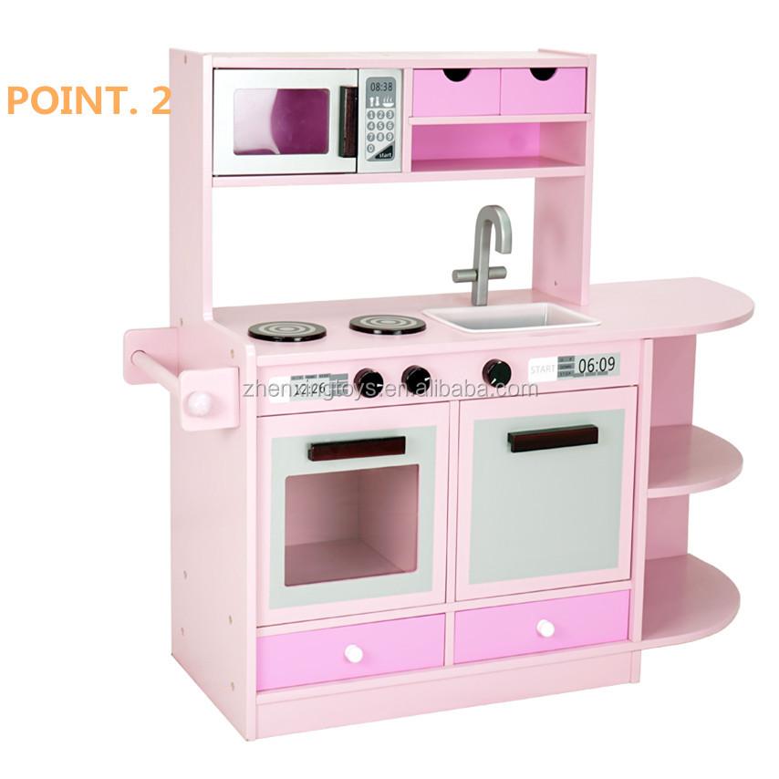 Mini Holz Kinder Smart Küche Spielzeug Für Mädchen - Buy Smart Küche Für  Kinder,Küche Spielzeug Für Mädchen,Mini Küche Spielzeug Product on ...