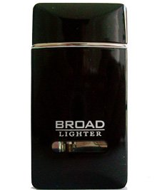 Broadway Lighter Fluid Visible Butane Refillable Torch Lighter