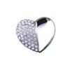 Wholesale in Alibaba 16GB Heart Jewelry Necklace Usb Flash Drive
