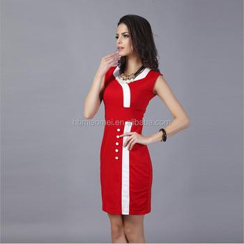 2018 Coreanos Nueva Moda Vestidos Formales Vestido De Oficina Vestido Formal Buy Vestido De Oficina Coreanavestido De Oficina Para Damas