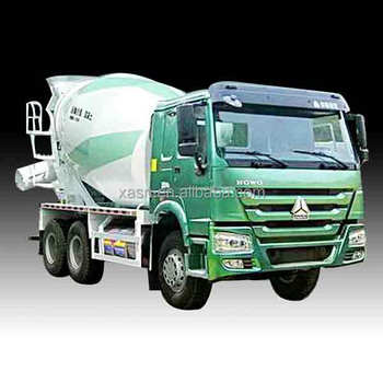 Howo 6 4 cement mixer for sale of changfa diesel engine for Cement mixer motor for sale