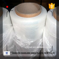 Machine use pe stretch wrapping film for pallet packing