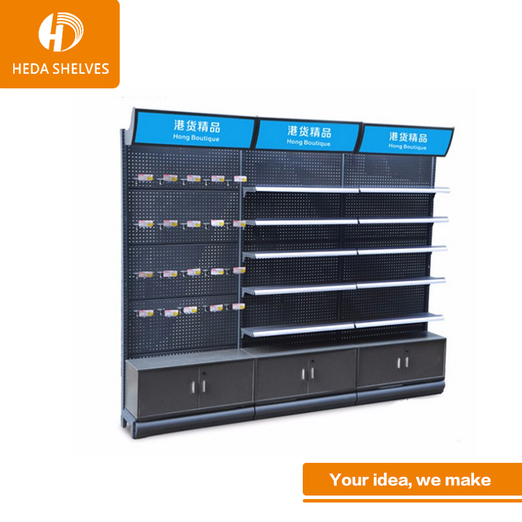 Pegboard Tools Display <strong>Stand</strong>, new design hardware display shelf, customized rack