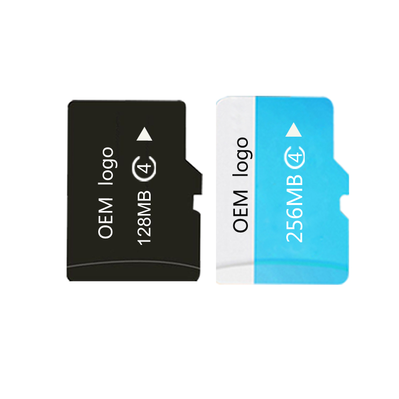 Manufacturer Wholesale Class4 128MB 256MB Micro Memory SD Card