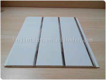 Pvc plafond et panneau mural mat riaux de construction for Materiaux plafond salle de bain
