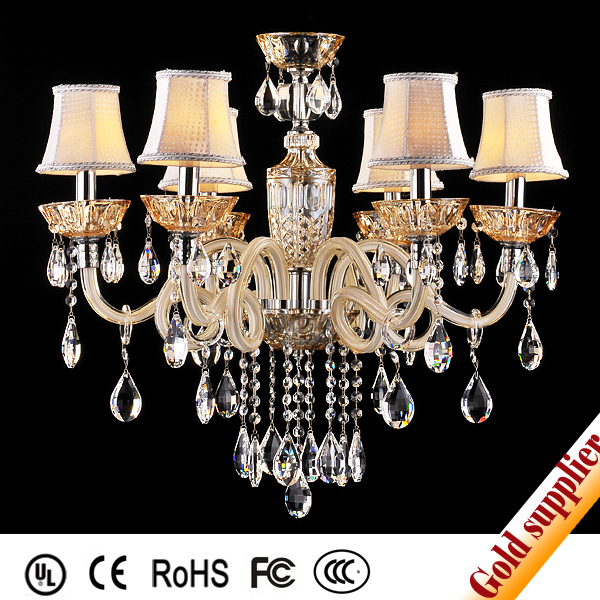 fashion Italy Light Trilliane Crystal Chandelier Pendant Lamp from zhongshan guzhen