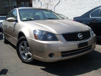 2006 Nissan Altima 2.5S Special Edition 46K Mi. W/Sun Roof~1