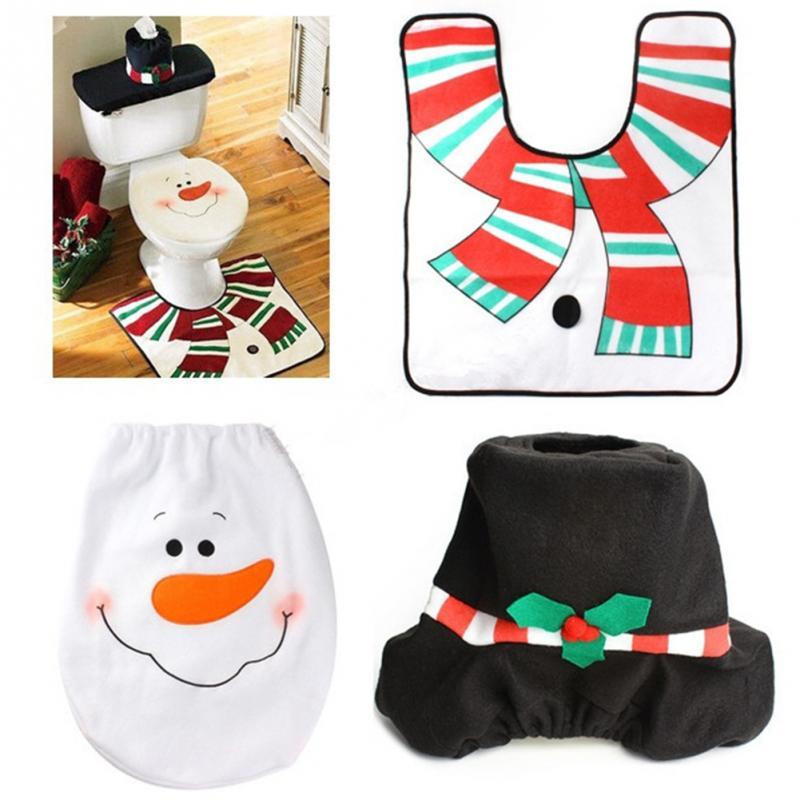 Wholesale Chrismas Decoration Snowman With Hat Warmer