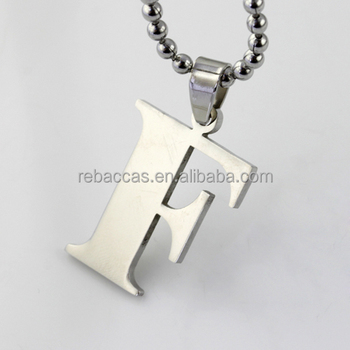 Metal Alphabet Letter Pendants,New Design Alphabet Pendant,Pendant ...