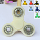 Anti stress anxiety relief magic puzzle rotating bearing toys hand finger fidget air spinner