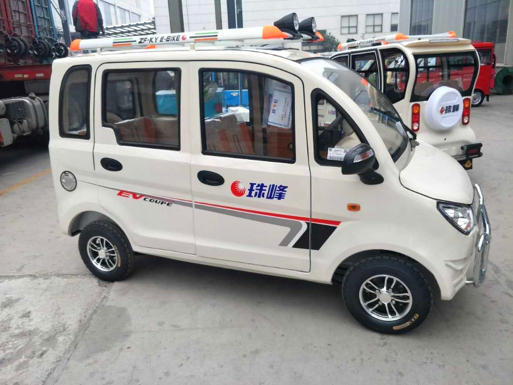 Latest Two Seater New Condition Adult Mini Battery Electric Cars