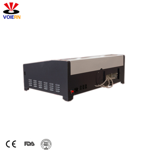 shandong XUANZUN desktop co2 stamp and label laser engraving cutting machines for yeti cups,40w WR-3020