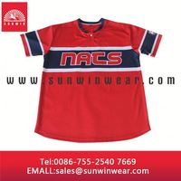 Striped baseball jersey wholesale custom cheap baseball jersey throwback baseball jersey