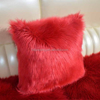 Luxury pillow cover bolster pillow covers