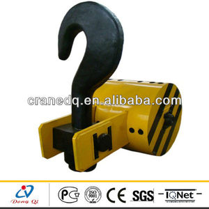Cross shaft design rotating hook block/crane hook