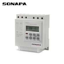 Programmierbare mikrocomputersteuerung 3phase <span class=keywords><strong>400V</strong></span> remote hohe genauigkeit woche <span class=keywords><strong>Timer</strong></span> Schalt KG317T Serie