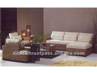 home furniture/ wood Sofa new design 2012/