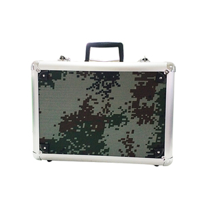 Portable custom tool case hard aluminum tool case with foam for sale