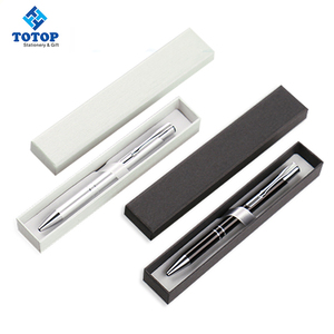 Strict QC system factory gift box set corporate wholesale business gifts promotional pen set