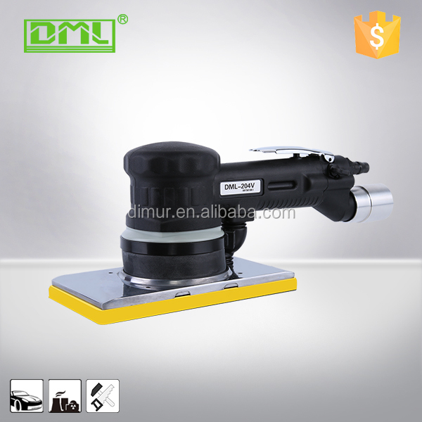 drywall polishing hand air sander with vacuum Cleaner, sanding machine