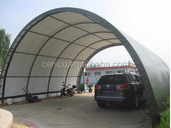 Domed Container Top Shelter  warehouse tent  storage shelter shipping container shelter  agricultural & Domed Container Top ShelterWarehouse TentStorage ShelterShipping ...