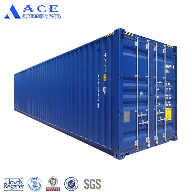 Finden Sie Hohe Qualität 40 Ft Container Hersteller und 40 Ft ...