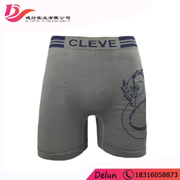 OEM Service Men's Boxer Briefs Wholesale Seamless Sexy Underwear Men Boxers And Underwear