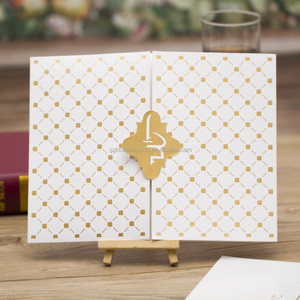 2016 High Quality Nice Favors Cheap Wedding Card Manufacturers in Mumbai