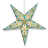 Meilun Art Crafts Wholesale fashionable large foldingchristmas paper star lantern decoration christmas decoration